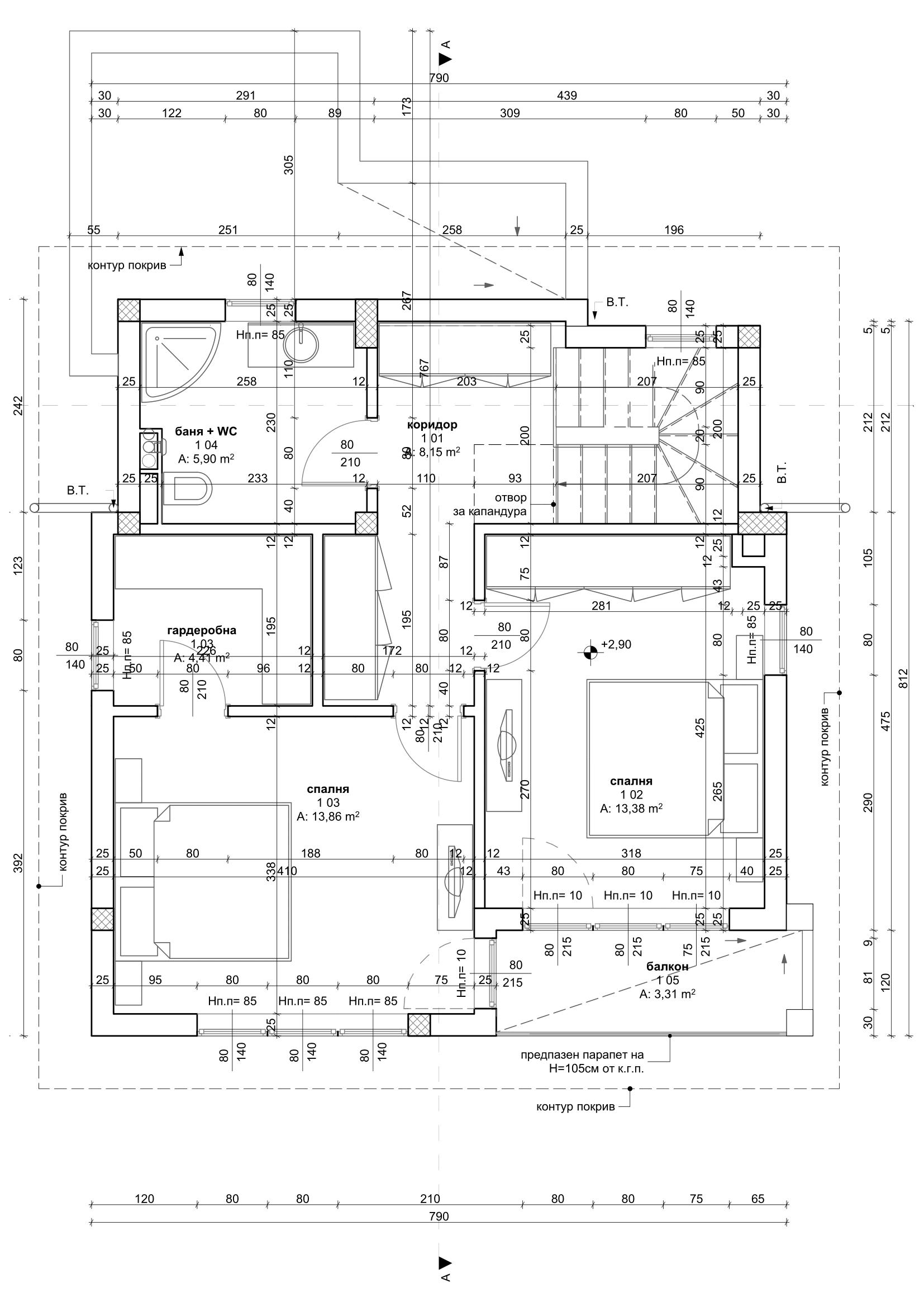 2021 Villa Typ D 1.Stock